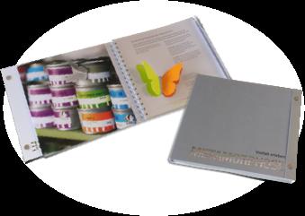 Booklet Metamophose Elser Druck GmbH